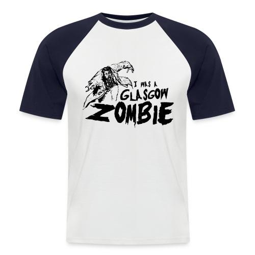 Glasgow Zombie - Men's Baseball T-Shirt
