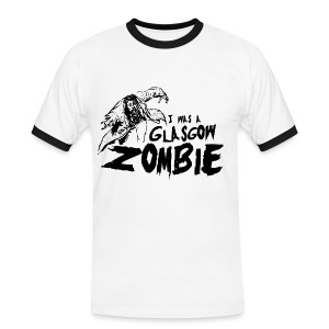 Glasgow Zombie - Men's Ringer Shirt