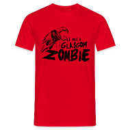 T-Shirts ~ Men's T-Shirt ~ Glasgow Zombie