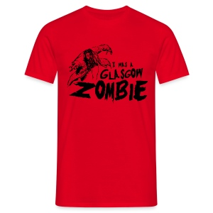 Glasgow Zombie - Men's T-Shirt