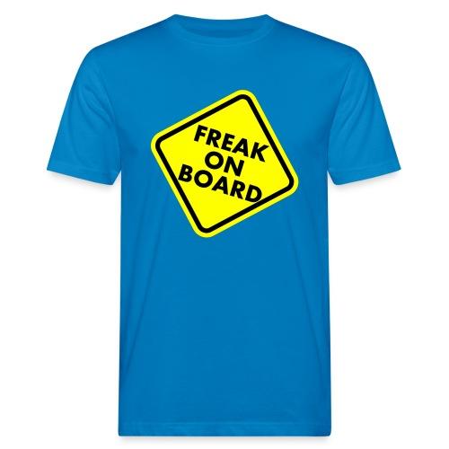 Freak - Männer Bio-T-Shirt