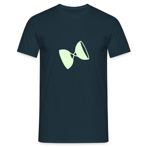 Glow Diabolo  - Männer T-Shirt