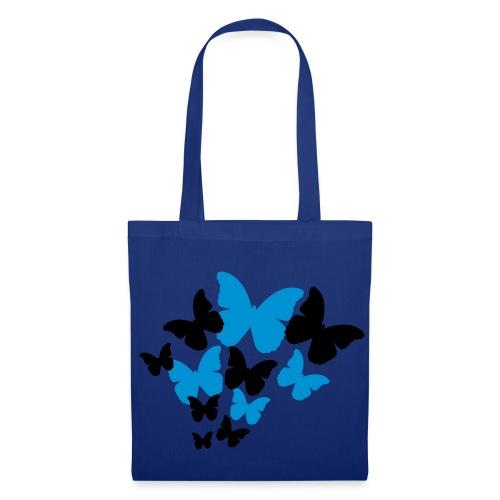 fjärils väska - Tygväska