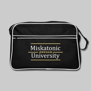 NB12: Miskatonic University - Arkham - Retro Bag
