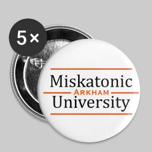 BU32: Miskatonic University - Arkham - Buttons medium 32 mm