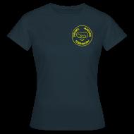 T-shirts ~ T-shirt dam ~ Sverige Tröjja. SMF på bröstet och Team Sweden på ryggen!