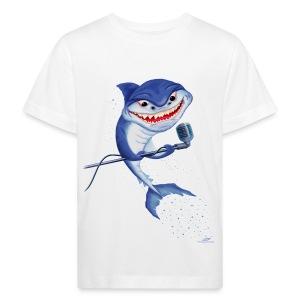 Singin' Shark Kinder Bio - Kinder Bio-T-Shirt