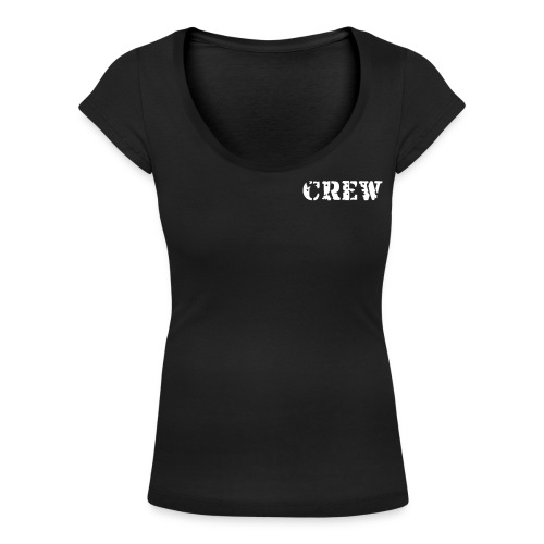 RENT, Cat Scatch Crew tee - Women's Scoop Neck T-Shirt