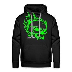 hot head - Men's Premium Hoodie