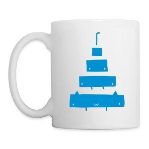 Catamorphosis Mug Blue - Mug