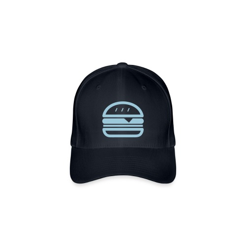 Burger Cap - Flexfit Baseball Cap