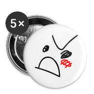 Buttons ~ Buttons small 25 mm ~ Am MAD