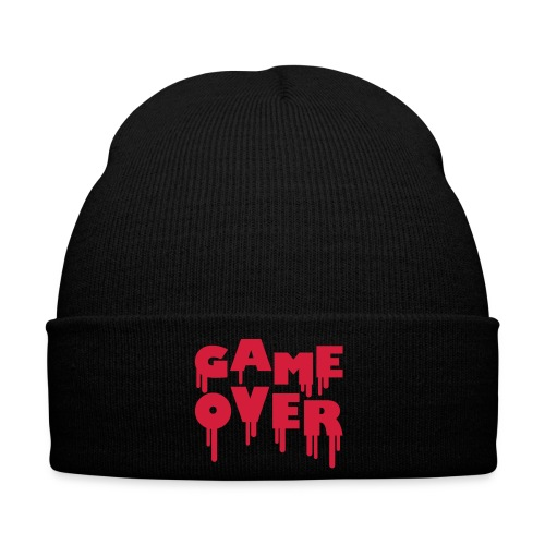 Hat- Game Over - Winter Hat