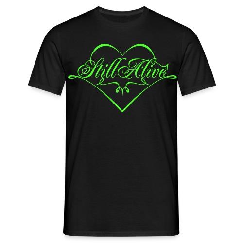 Still Alive - Men Shirt - Männer T-Shirt