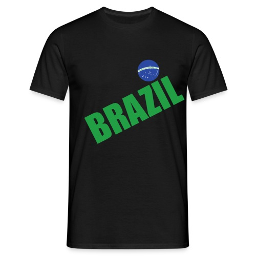 Brasil/Männer - Männer T-Shirt