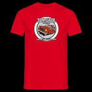 Tee shirts ~ Tee shirt Homme ~ 403 TOUT'ALU ROUGE