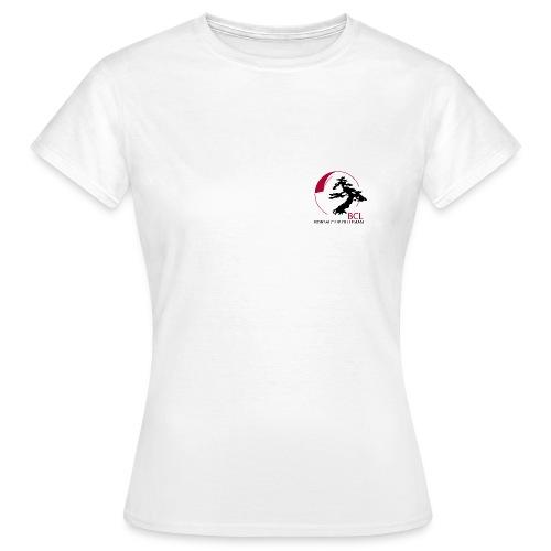 Tee-Shirt FEMME BCL In fondue We Trust - T-shirt Femme