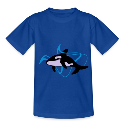 Orca - Teenager T-Shirt