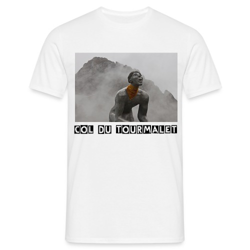 Col du Tourmalet - Men's T-Shirt