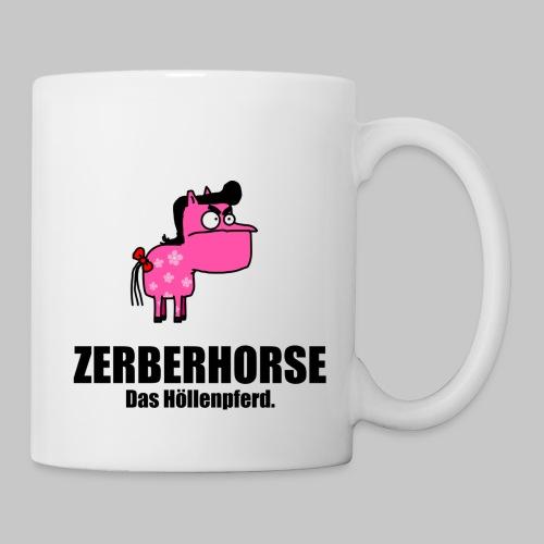 Zerberhorse Tasse - Tasse