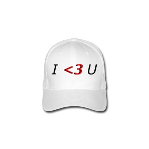 I love you - Casquette Flexfit