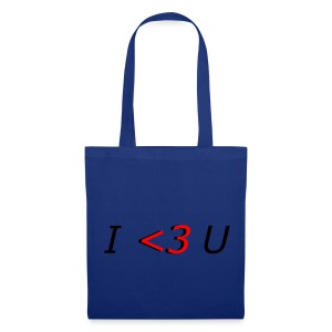 I love you - Tote Bag