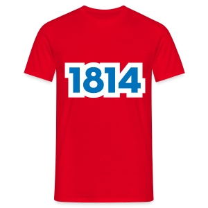 1814 - T-skjorte for menn