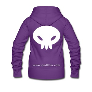 Octo Ladies Hoodie - Women's Premium Hooded Jacket
