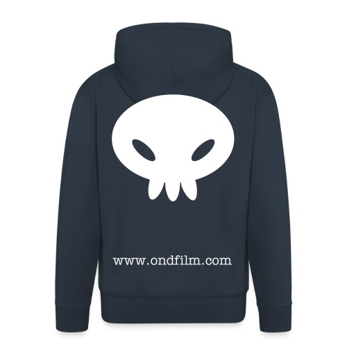 Octo Mens Hoodie - Men's Premium Hooded Jacket