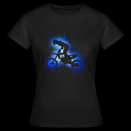 Laser 2011 Blue femme - T-shirt Femme