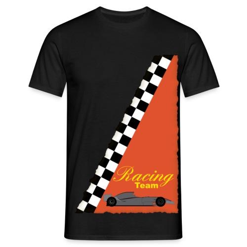 t-shirt racing cars design - Men's T-Shirt