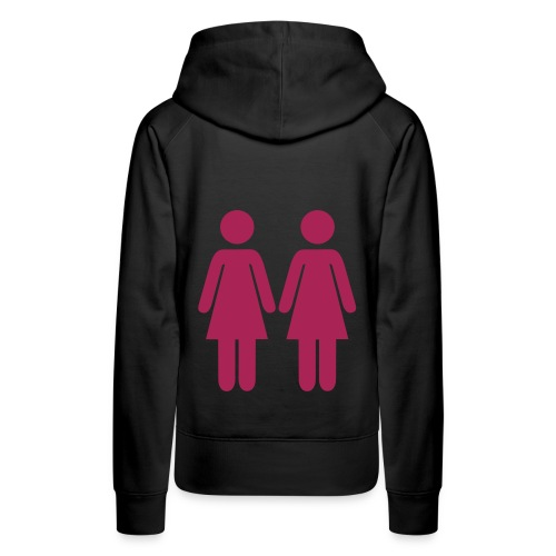 SugarlLand Hood 2 - Women's Premium Hoodie