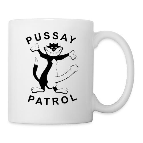 Pussay Patrol Mug - Mug