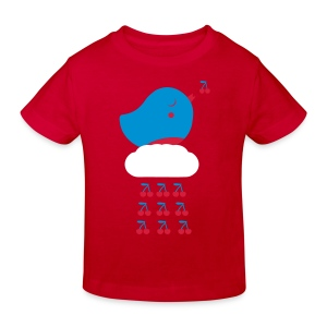 Cherry Bird  - Kinder Bio-T-Shirt