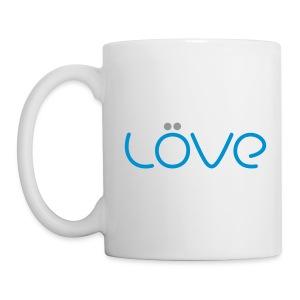 LÖVE Mug - Mug