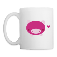 Mugs & Drinkware ~ Mug ~ Piggie Mug
