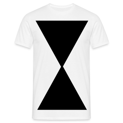 Sand Timer Tee - Men's T-Shirt