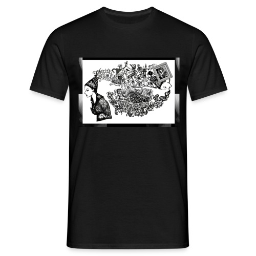 Destroyer - Men's T-Shirt