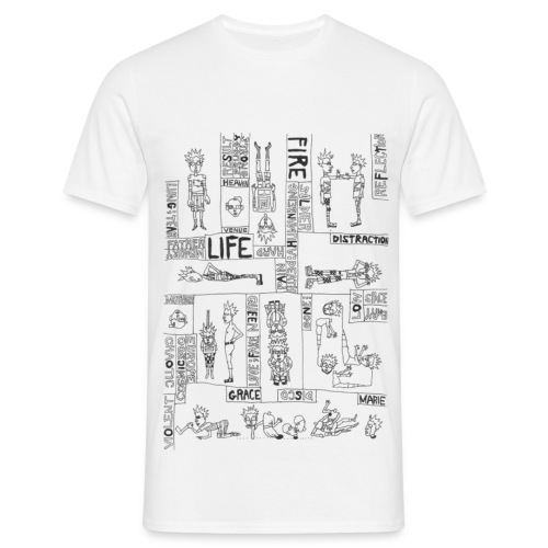 Untitled 3 - Men's T-Shirt