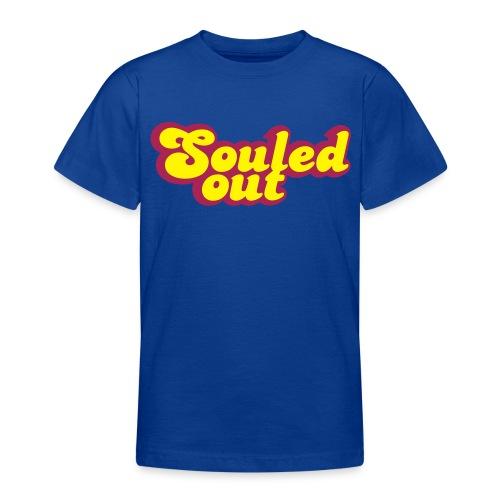 Soul - T-shirt tonåring