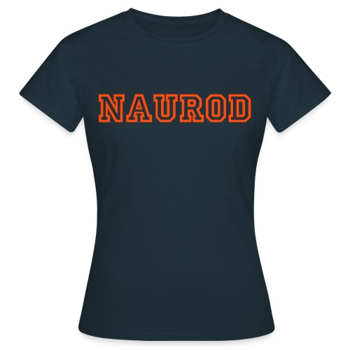 NAUROD Lady's Shirt - Frauen T-Shirt