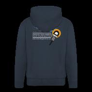 Hoodies & Sweatshirts ~ Men's Premium Hooded Jacket ~ Detailing World Hooded Jacket 'Develop Your Passion'
