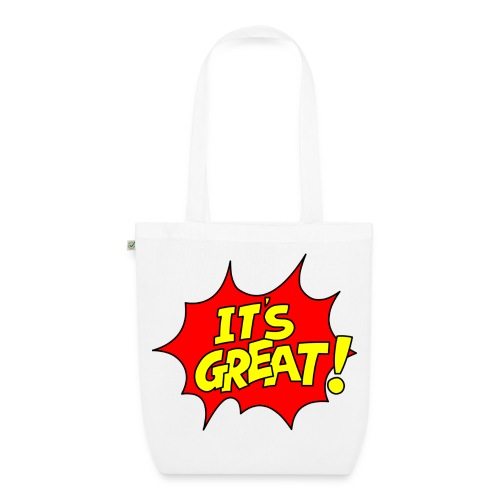 It's Great! Tote Bag - EarthPositive Tote Bag