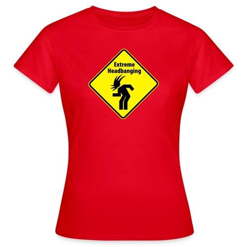 headbnging - Women's T-Shirt