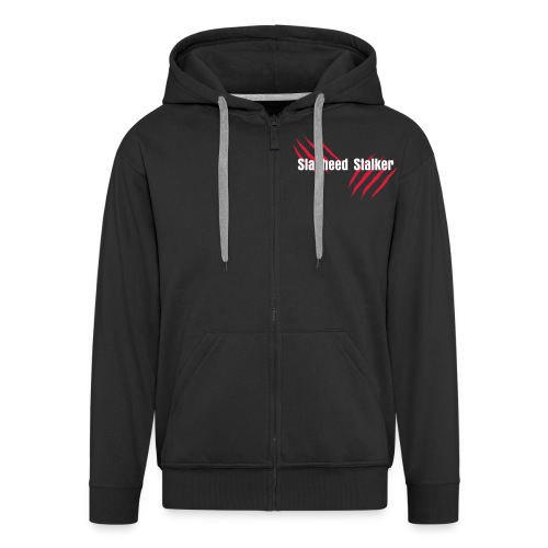 FEEDING TIME HOODIE - Men's Premium Hooded Jacket