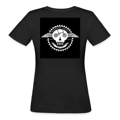 Femme Bio Climat motif dos - T-shirt bio Femme