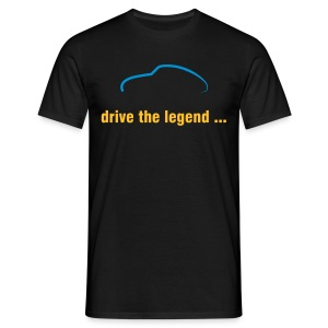 1HC motif 356 drive the legend - T-shirt Homme