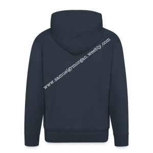 Thumbs up Hoodie - Men's Premium Hooded Jacket