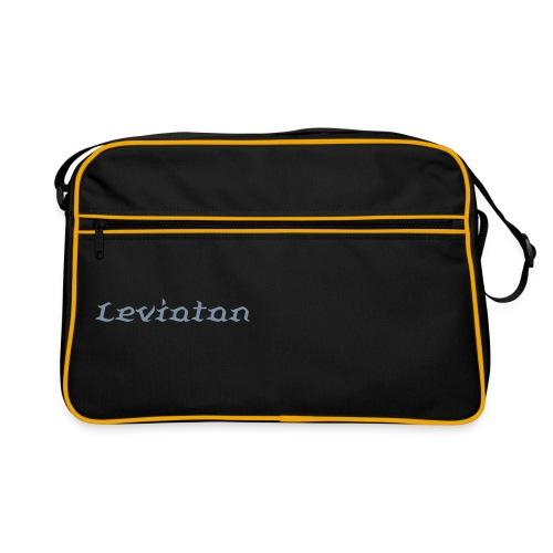 Lev. Oldschool Bag - Retro Tasche