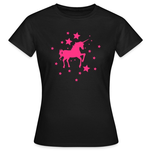 pink uni - Women's T-Shirt